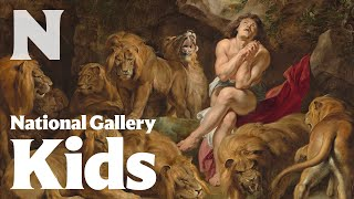 Daniel in the Lions' Den (Rubens)