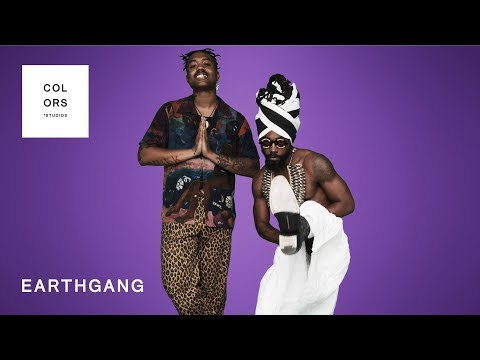 EarthGang - This Side | A COLORS SHOW
