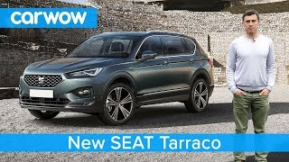 Seat Tarraco 2018 - dabar