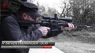 V Seven Light Weight AR-10 Shooting Impressions