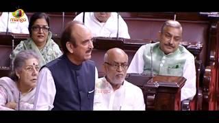Ghulam Nabi Azad Excellent Speech Over Kashmir Violence Row