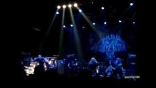 Dark Funeral - Enriched By Evil Live In Athens,Greece @ Fuzz Club 07/01/2012