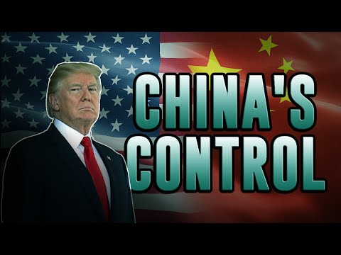 Trump's Tariff War Explained: Why China Could Have Complete Control, Why An Economic War With The US Blows China Up +Video