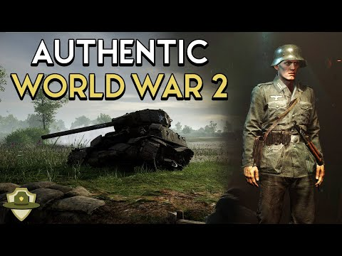 Angry squad leaders and realistic World War 2 uniforms - HELL LET LOOSE