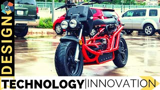 5 AWESOME SCOOTERS and E BIKES That Could Change How You Travel 14◄
