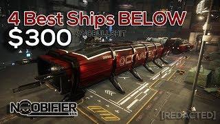 4 Best Ships Below $300 - Anniversary Sale 2017 - 3.0 - Star Citizen