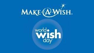 Make A Wish Foundation - #WorldWishDay 2012 - Avril 2012