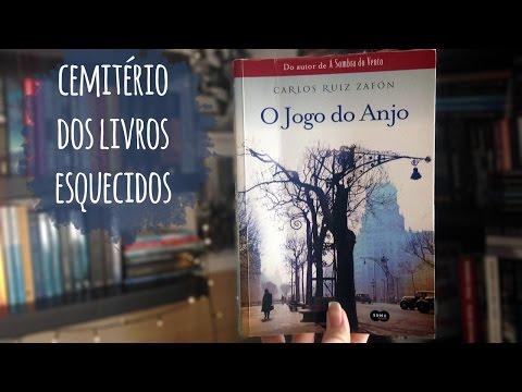 O JOGO DO ANJO, de Carlos Ruiz Zafón (CEMITÉRIO DOS LIVROS ESQUECIDOS) | BOOK ADDICT