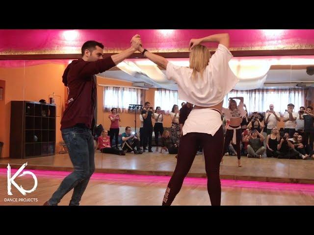 Kiko & Christina - Dani J - DJ Got Us Fallin' In Love