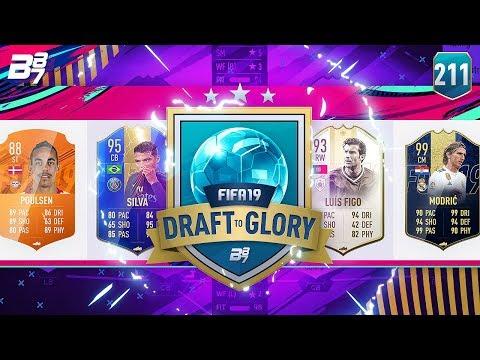 I JUST CAN'T STOP RONALDO! | FIFA 19 DRAFT TO GLORY #211