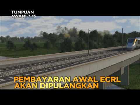 Tumpuan AWANI 7.45: Pembayaran awal ECRL akan dipulangkan & periksa MPV polis: Tiga lelaki direman