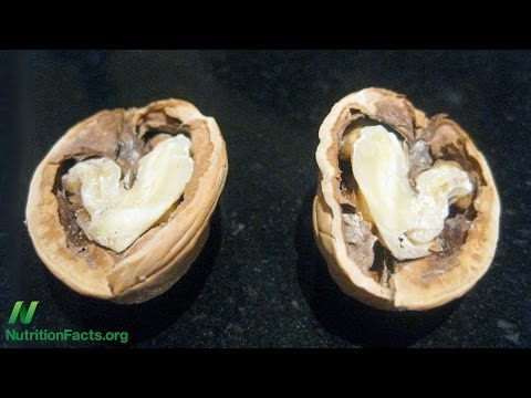 Video Walnuts and Artery Function