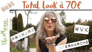 Total look à 70€!!! ⭐️Mode +50 ans⭐️