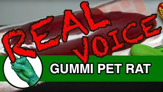 Jelly Belly Pet Rat Gummi Candy - Runforthecube Real Voice