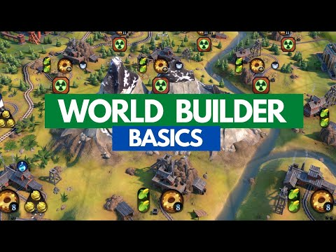 How I use World Builder to make custom maps