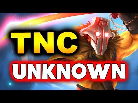 TNC vs UNKNOWN - 17 MIN GG! - MDL Chengdu MAJOR DOTA 2