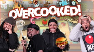 Crazy Kitchen Chaos Creates Problems For The Chefs! (Overcooked Story Ep.2)