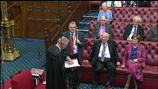 House of Lords gives Commons Brexit-blocking powres