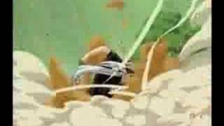 AMV - Naruto - Gaara Vs. Sasuke - evanescence - Tourniquet