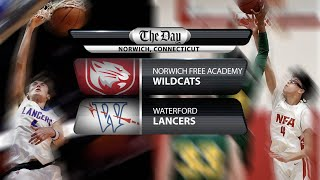 Full replay: Waterford at NFA boys' basketball