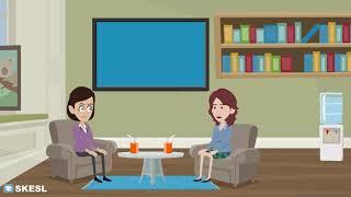 Видео на английском, уроки англ онлайн, Диалог про семью