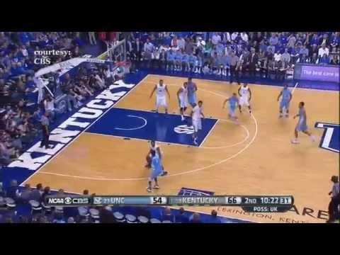 Video: UNC-Kentucky Game Highlights