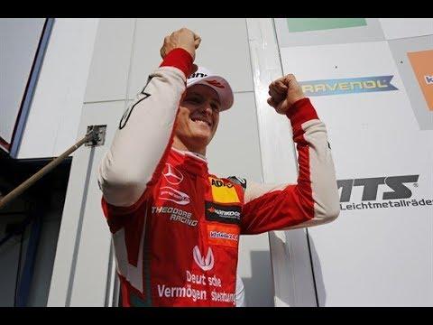 GP às 10: Ainda é impossível prever potencial de Schumacher após título na F3