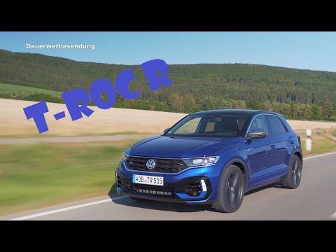 2020 VW T-ROC R - Review, Fahrbericht, Test
