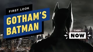 Gotham's Back in Batman First Look - IGN Now