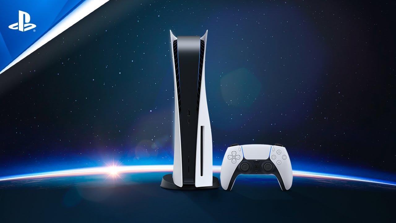 PlayStation dévoile une publicité pour la sortie internationale de la PS5