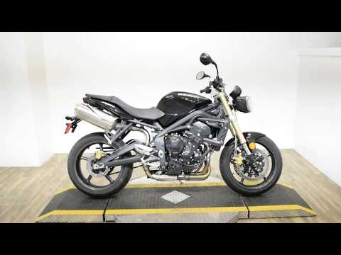 2012 Triumph Street Triple R in Wauconda, Illinois - Video 1
