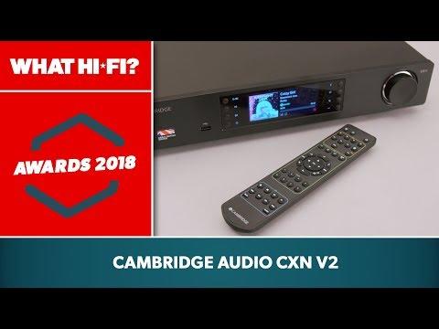 External Review Video 0N1DFLZbFvc for Cambridge Audio CXN (V2) Network Streamer