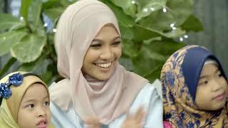 OKids -  Alhamdulillah (Nabila Razali , Ayie Elham & Juzzthin )