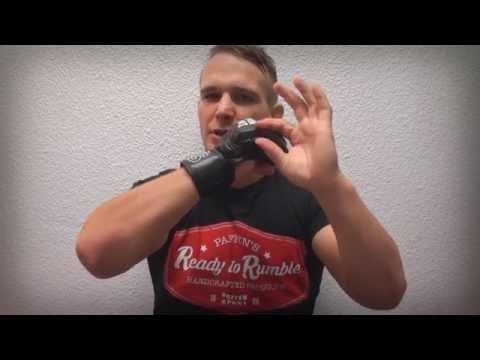 Nick Hein - Mein neuer MMA-Handschuh