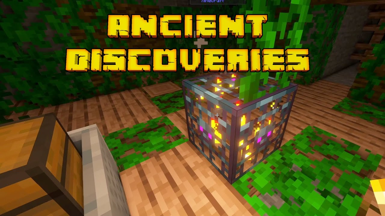 Minecraft Ancient Discoveries 02 | Dunke Höhlen erforschen | Gameplay Deutsch thumbnail