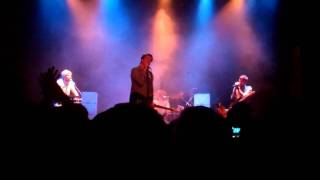 Anthony Green - Do It Right - Live at The Bowery Ballroom 1-19-12