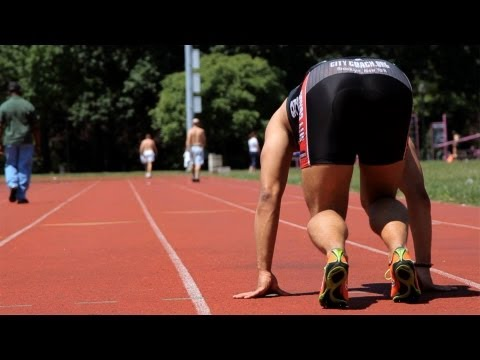 How to Train for a 100-Meter Dash | Sprinting