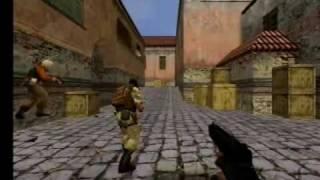 2004 GrandFinal Counter-Strike 04 match Team3D vs SKGaming