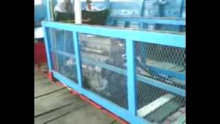 preview picture of video 'Launch Engine: Inside a Launch in Mechuabazar Ferry Route in Chinsurah'