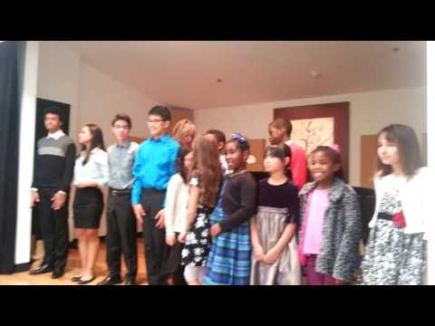 Helen's students Fall 2015