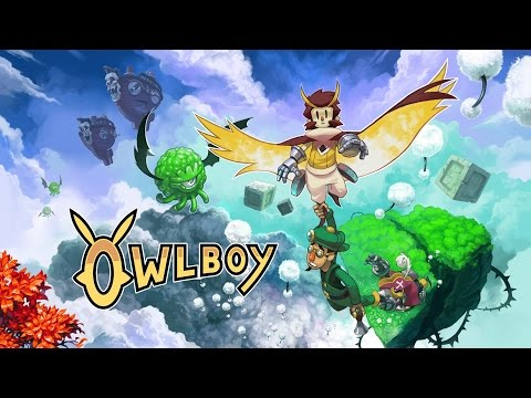 Owlboy Release Trailer thumbnail