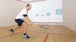 Nový sport - squash!:-)