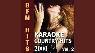 She Went out for Cigarettes (Originally Performed by Chely Wright) (Karaoke Version)