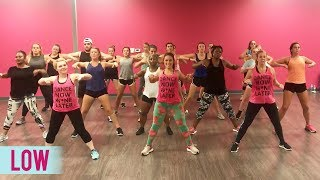 Flo Rida - Low ft. T-Pain (from Step Up 2 The Streets) | Dance Fitness with Jessica
