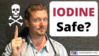 ❌ IODINE: Essential or Dangerous? Why You Need It? How Much? ❌