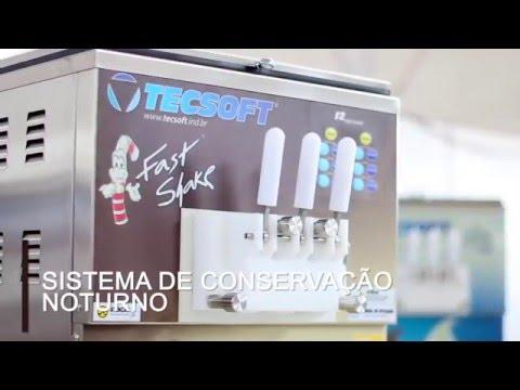Maquina de Milkshake TECSOFT - F2