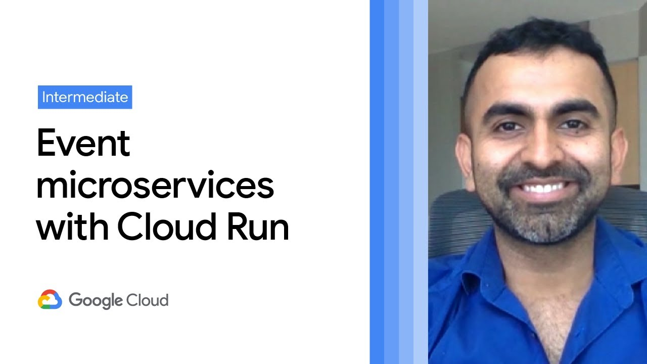 Cloud Run is great for running containers in a serverless way but how do you feed events to those containers? Events for Cloud Run provides primitives to build event-driven architectures. This provides an opportunity to read Google Cloud and 3rd party events in a consistent way and to choose where to consume those events either in Google Cloud or other clouds with Anthos. In this session, get an overview of Events for Cloud Run and its Knative compatible Anthos version. Watch now to learn the building blocks Cloud Run provides for event-driven architectures