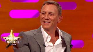 The BEST Of Daniel Craig On The Graham Norton Show!