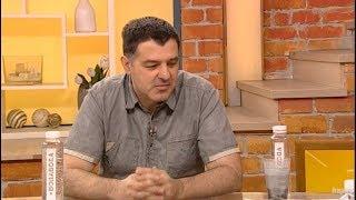 Pretucen kapetan Dragan u hrvatskom zatvoru - Dobro jutro Srbijo - (TV Happy 25.05.2018)