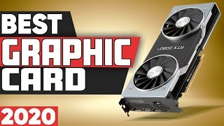 5 Best Graphics Card in 2020